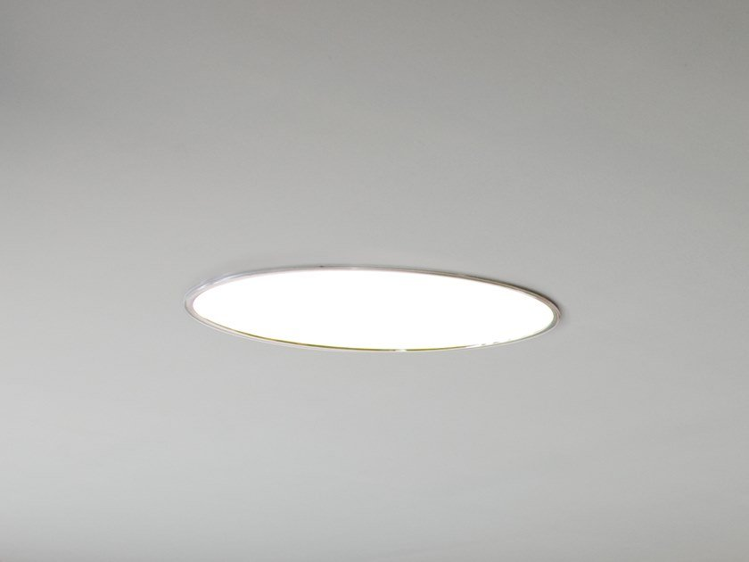 Lampada da soffitto a LED a incasso BIG BUILT-IN 0544 by Vibia