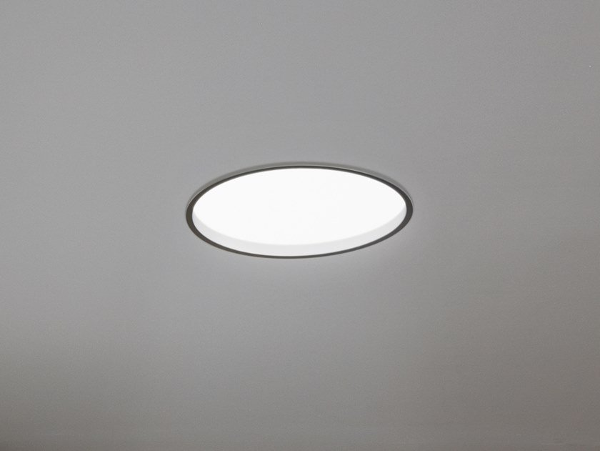 LED recessed ceiling lamp BIG BUILT-IN 0547 by Vibia