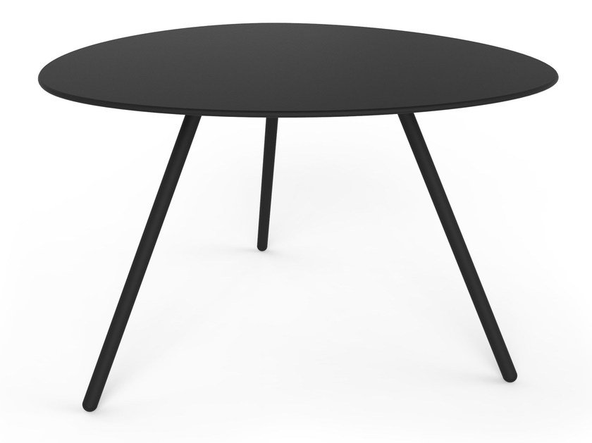 Round garden table BIG DINE A-LOWHA by Lonc