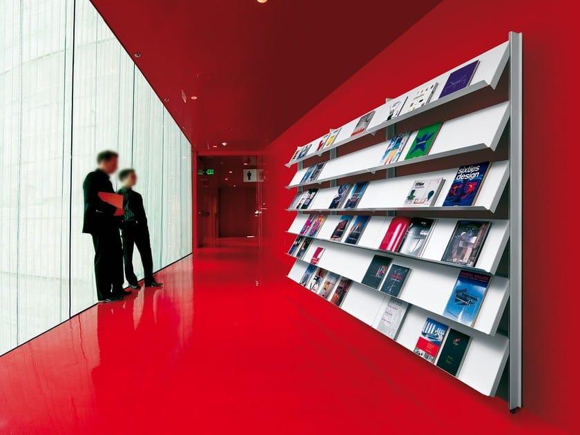Wall-mounted retail display unit BIG SHOP | Retail display unit by Caimi Brevetti