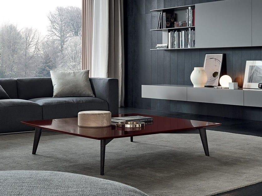 Poliform Tavolini Salotto.Bigger Tavolino Laccato By Poliform Design Carlo Colombo