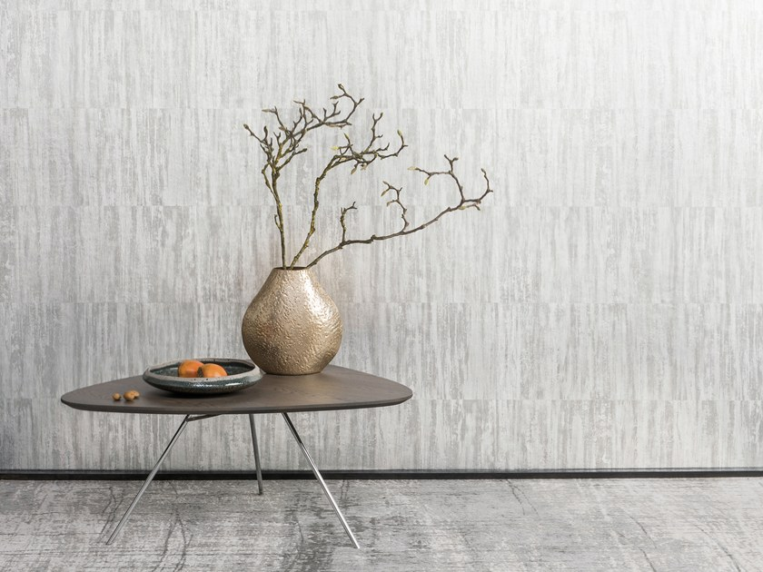 Washable nonwoven wallpaper BIJOU METALLIC SHEET by Omexco