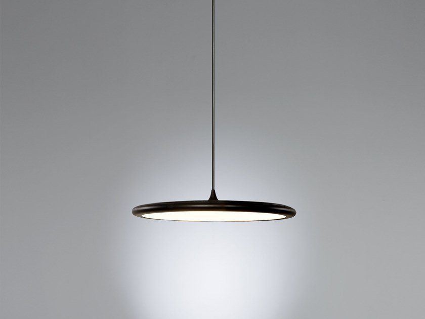 LED painted metal pendant lamp BILANCELLA | LED pendant lamp by Tooy