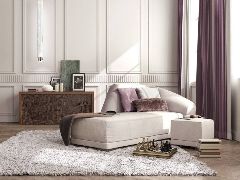 Fabric day bed BILBAO | Day bed by Scandal