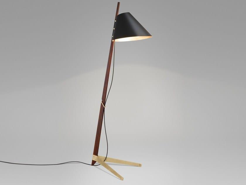 Metal floor lamp BILLY BL ILSE CRAWFORD EDITION | Floor lamp by Kalmar