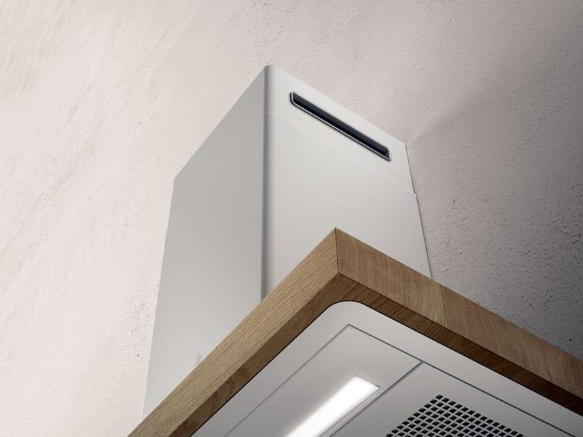 Dunstabzugshaube mit integrierter beleuchtung bio by elica design