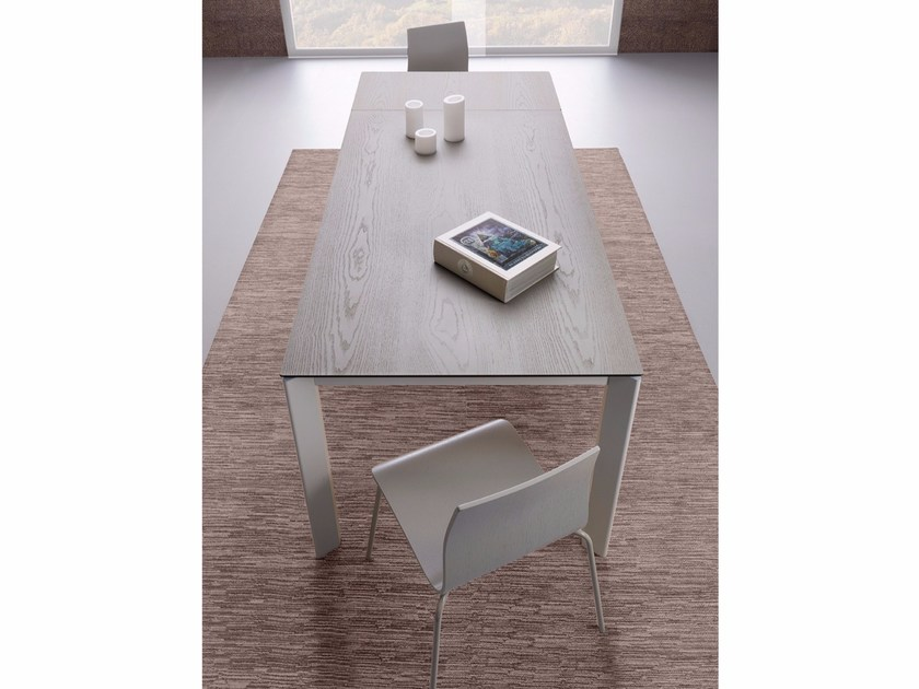 Rectangular wooden table BIOS | Wooden table by Natisa