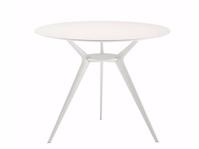 Round table BIPLANE Ø90 - 401_O by Alias