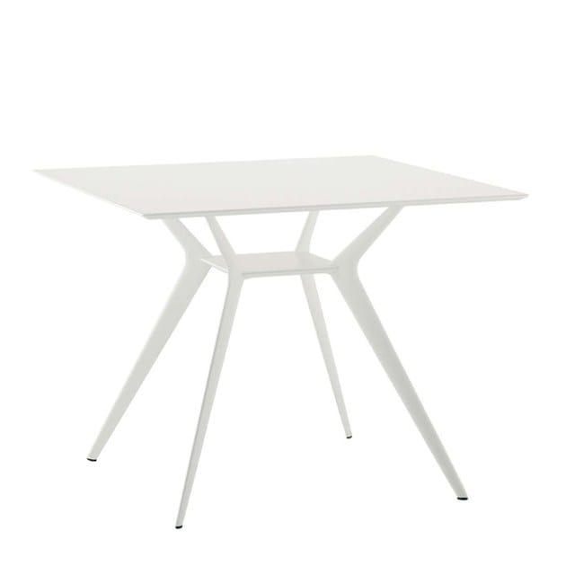 Table carrée BIPLANE 90X90 - 400 by Alias