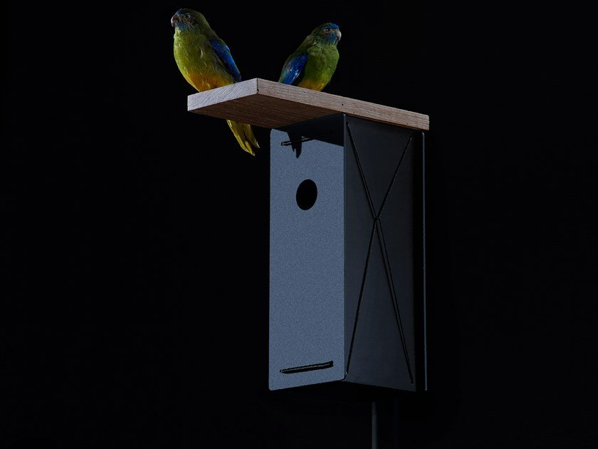 Collapsible bird house BIRD BNB by MARCH