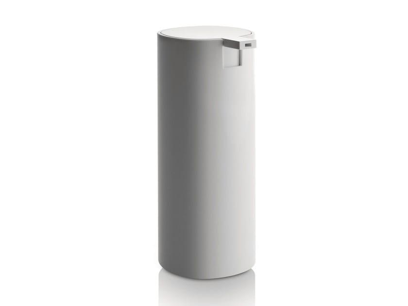 PMMA liquid soap dispenser BIRILLO   Liquid soap dispenser by Alessi