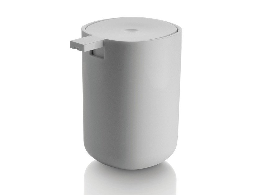 PMMA liquid soap dispenser BIRILLO | PMMA liquid soap dispenser by Alessi