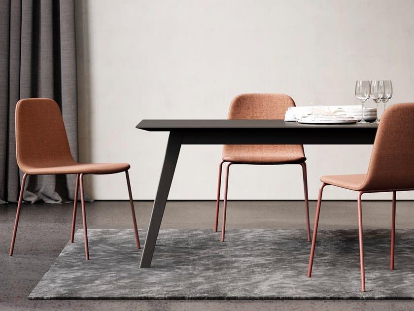 Metal chair BISELL | Metal chair by TREKU