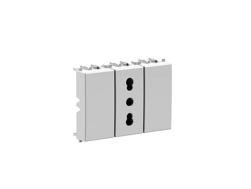 Plastic electrical outlet BITAPPO 4B.V14.BT by 4 BOX