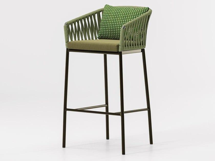 High stool BITTA | Stool by Kettal