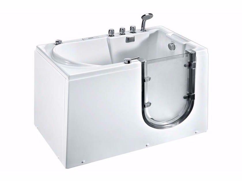 BL-532 | Whirlpool bathtub By Beauty Luxury
