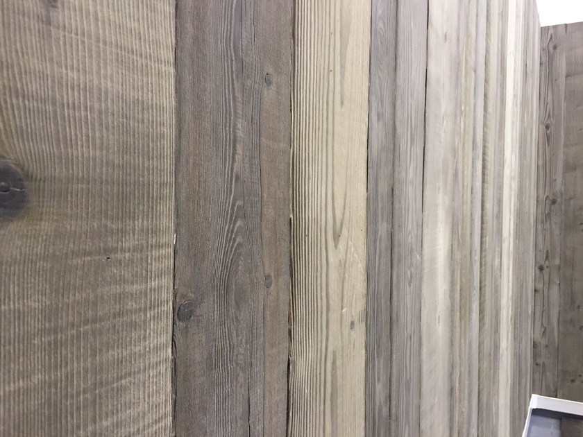 Oak wall tiles BLACK FOREST by CABUY D.