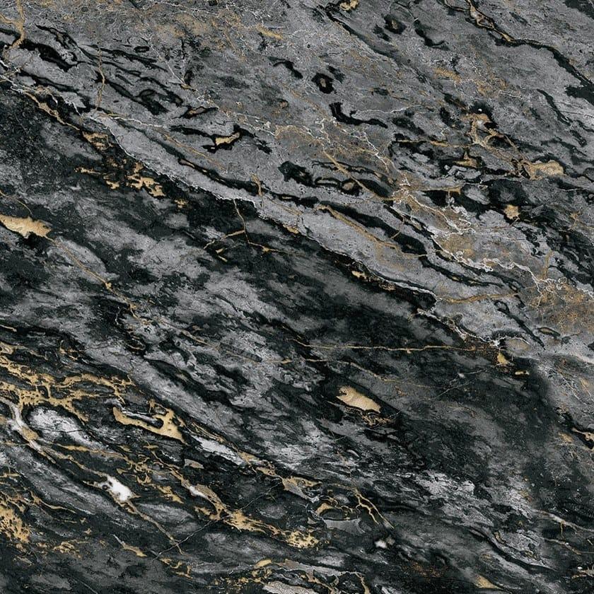 BLACK & GOLD SARRANCOLIN MARBLE | Carta da parati panoramica
