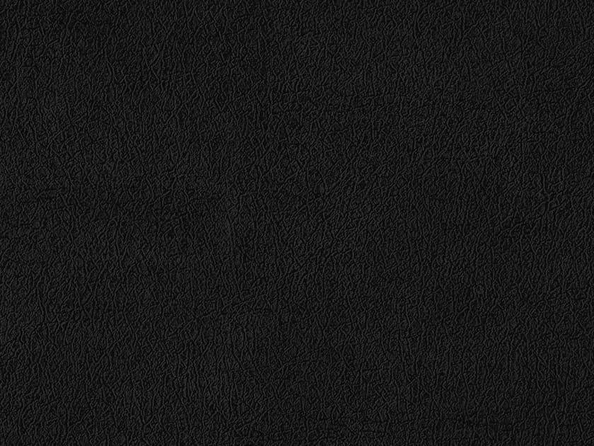 Adesivo per porte effetto tessuto PELLE NERA by Artesive