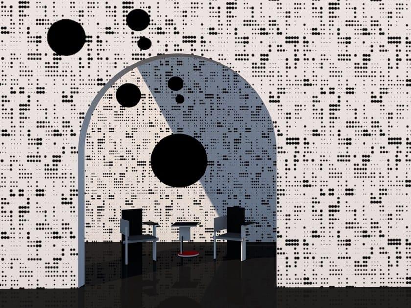 Wall tiles / wallpaper BLACK & WHITE by Officinarkitettura®
