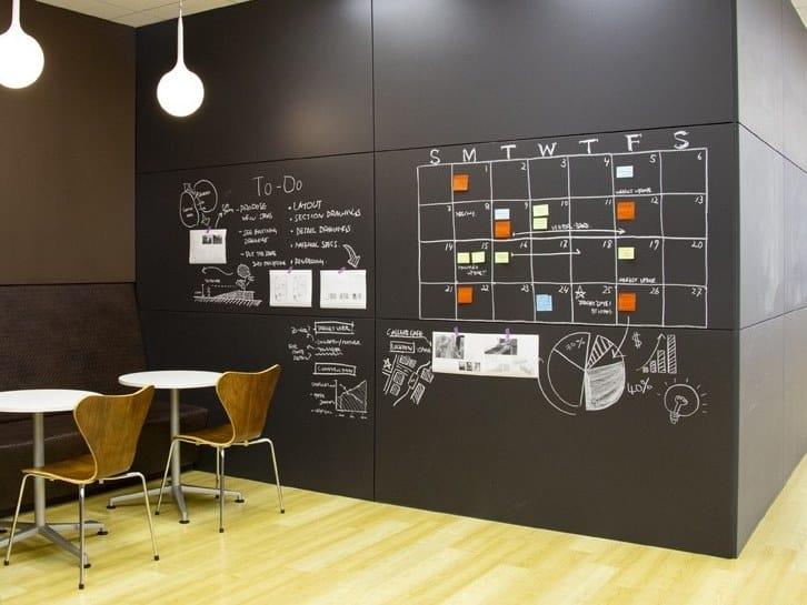 Office whiteboard Blackboard DI-NOC PS-AR by 3M Italia