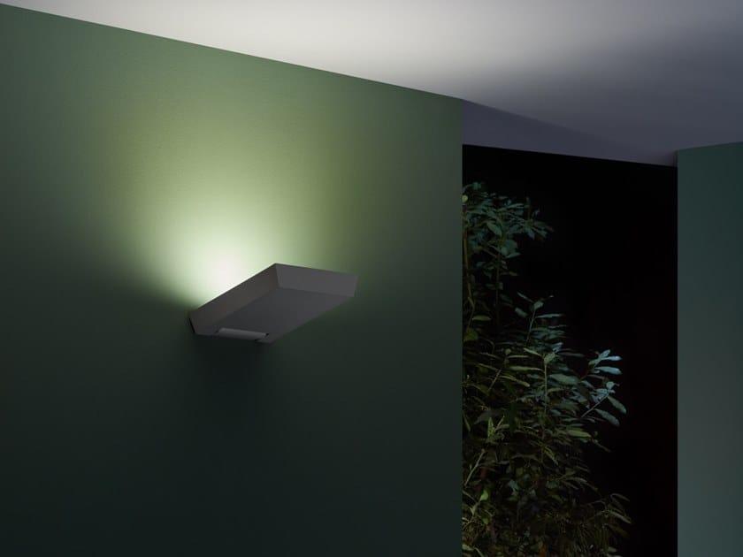 Proiettore per esterno a LED in alluminio BLADE by LEDS C4