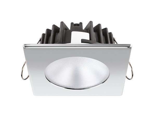 LED recessed stainless steel spotlight BLAKE XP LP 4W by Quicklighting