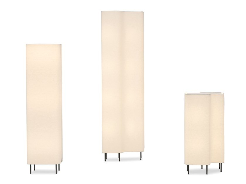 Floor lamp BLANCHE by Minotti