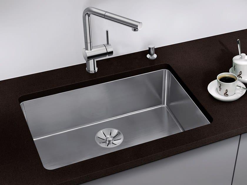 Single Undermount Stainless Steel Sink