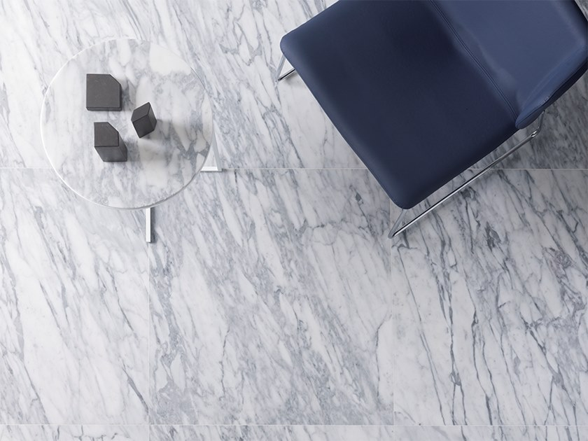 Marble wall/floor tiles BLANCO CARRARA by L'ANTIC COLONIAL