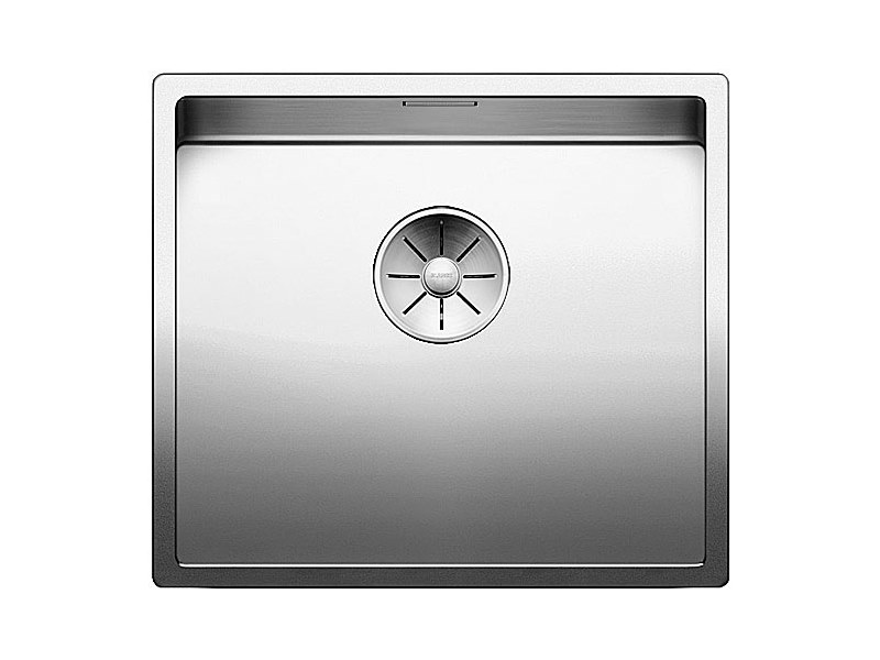 Single undermount stainless steel sink BLANCO CLARON 450-U by Blanco