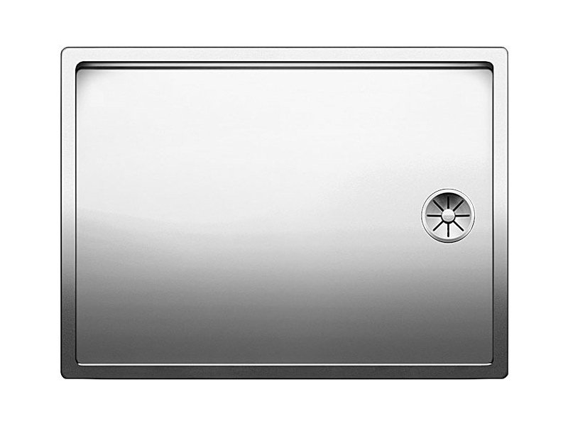 Single built-in stainless steel sink BLANCO CLARON 550 T-IF by Blanco