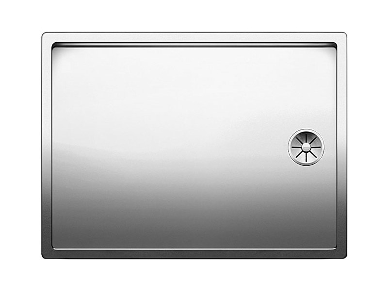 Single undermount stainless steel sink BLANCO CLARON 550 T-U by Blanco