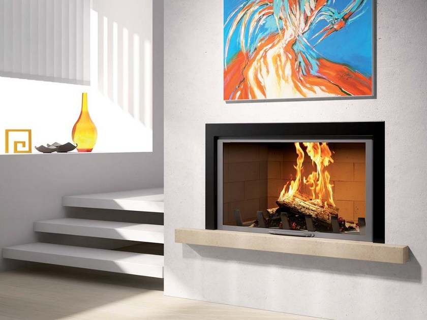 Stone Fireplace Mantel BLANDINE by Axis