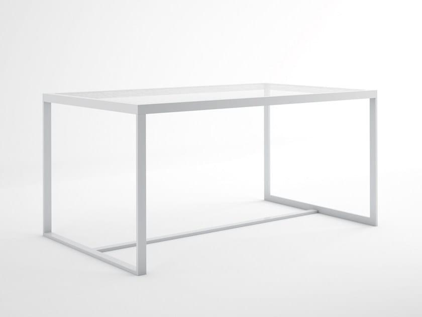 BLAU | Tavolo rettangolare