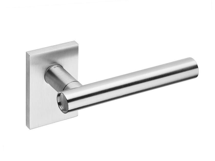 Brass door handle BLEND by Dnd