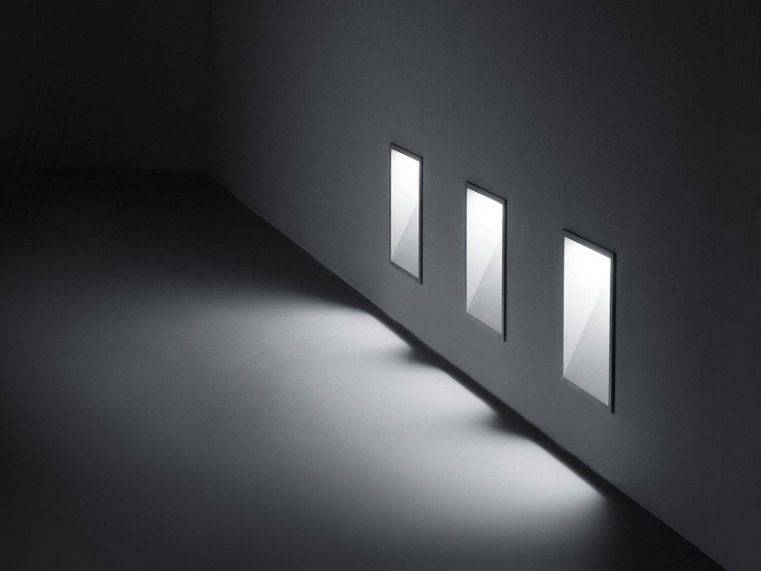 LED wall-mounted steplight BLINKER by SIMES