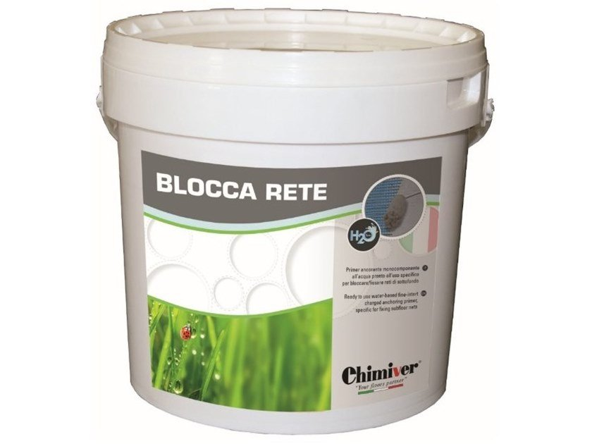Glue and mastic BLOCCA RETE by Chimiver Panseri