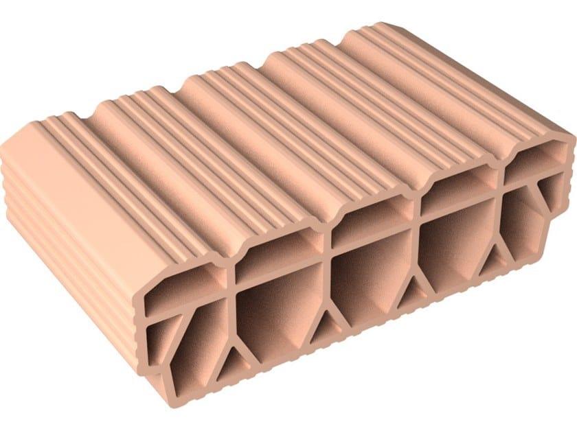 Blocchi interposti per montaggio su travetto BLOCCO SOLAIO 14X42X25 by Fornaci DCB