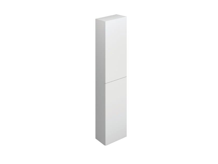 Tall bathroom cabinet with doors BLOCK EVO 719002808 | Bathroom cabinet by Cosmic