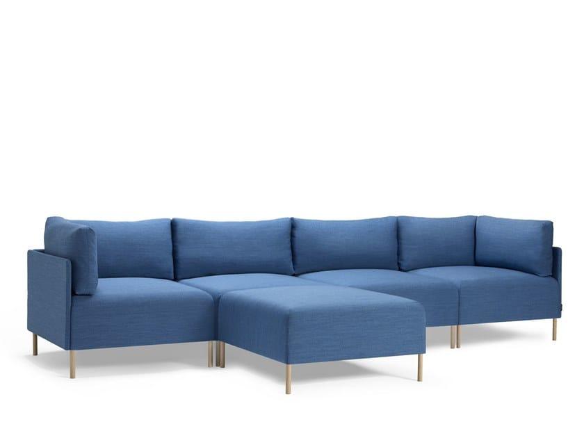 Blocks Modular Sofa By Offecct Design