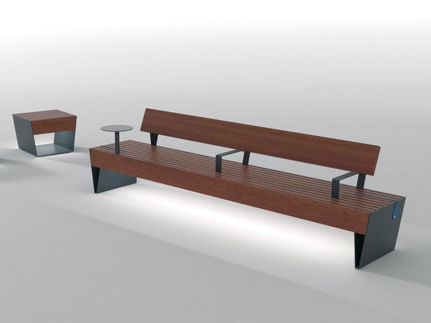 BLOCQ | Seduta da esterni