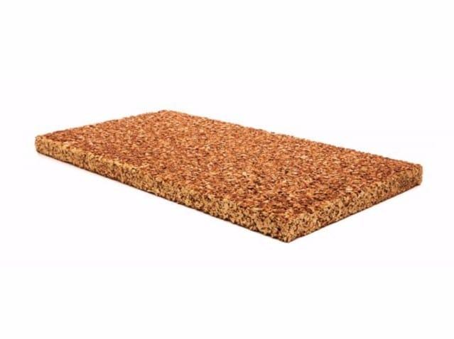 Panel aislante t rmico de corcho blondcork by sace components - Corcho aislante precio ...