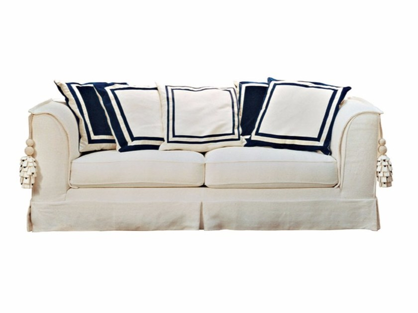 2 seater fabric sofa BLUCINA by SOFTHOUSE
