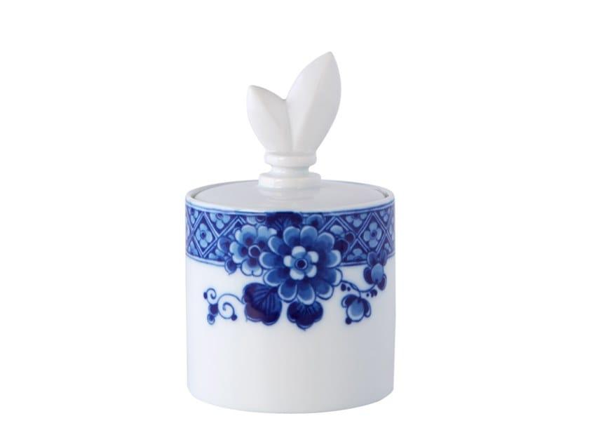 Porcelain sugar bowl BLUE MING | Sugar bowl by Vista Alegre