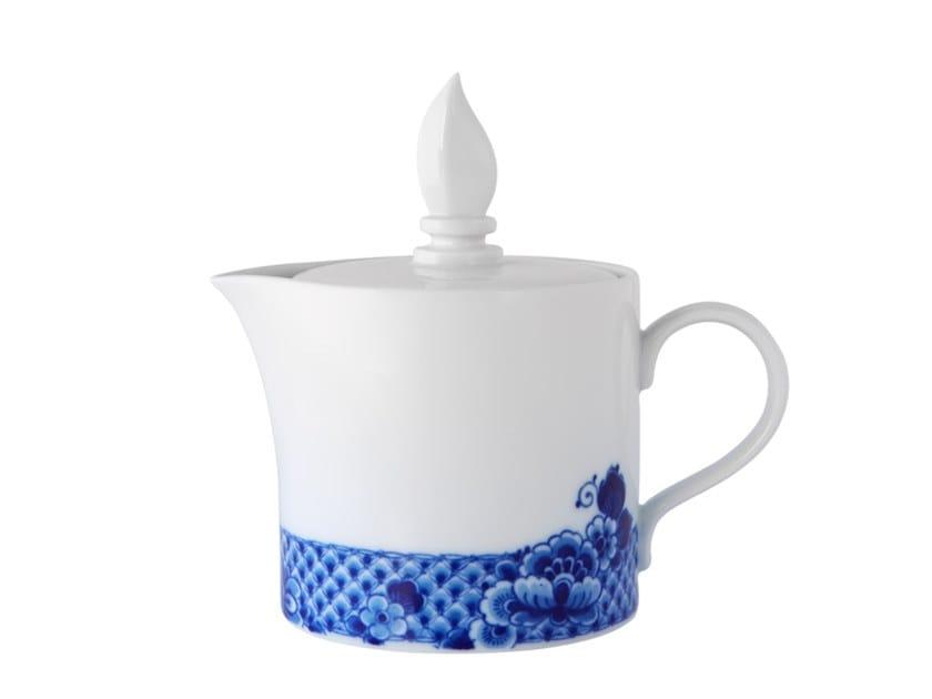 Porcelain teapot BLUE MING | Teapot by Vista Alegre