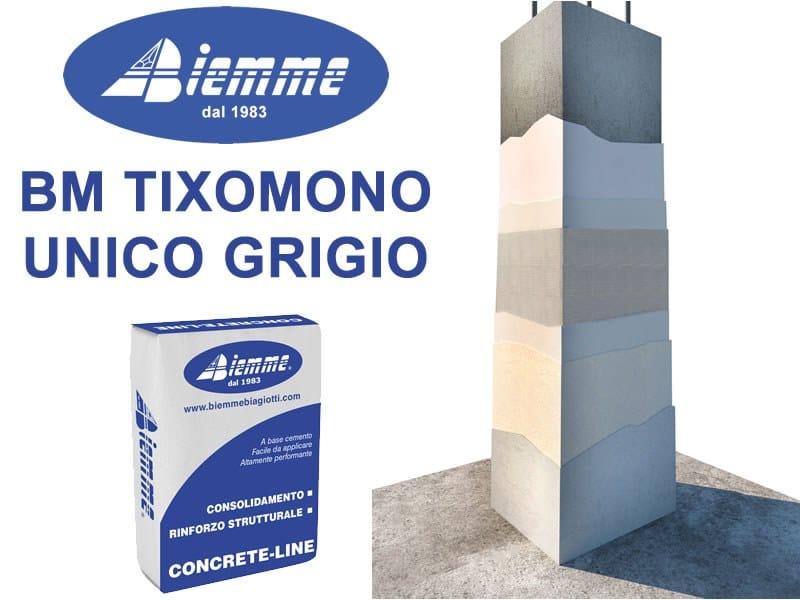 Thixotropic mortar BM TIXOMONO UNICO by Biemme