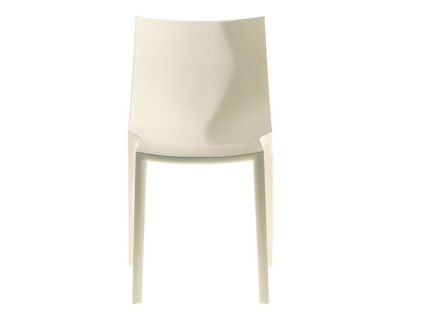 Stackable polypropylene chair BO by Driade