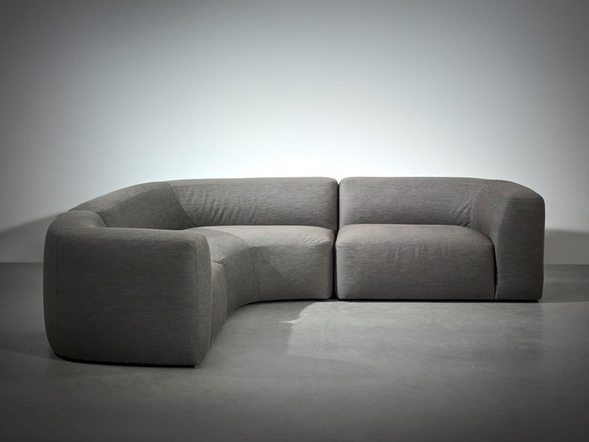 Corner sectional 3 seater sofa BO LIVING | Corner sofa by Piet Boon