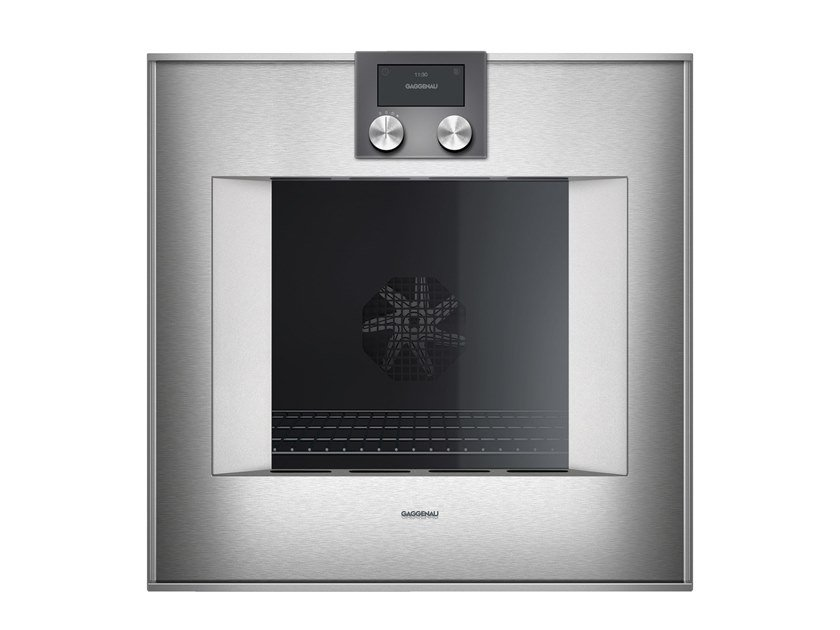 Built In Stainless Steel Oven Bo420112 Oven By Gaggenau